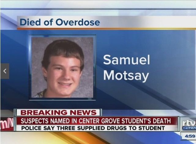смерть от синтетического наркотика NBOMe