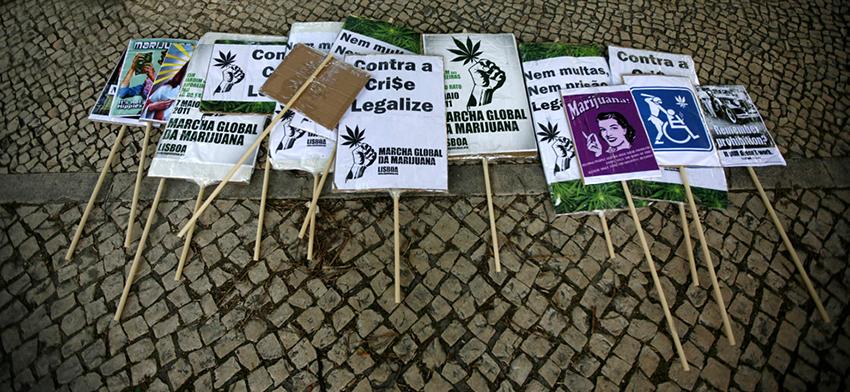 Легализация марихуаны в России