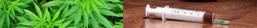 Разница между легкими и тяжелыми наркотиками
