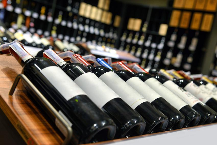 Легальная торговля алкоголем