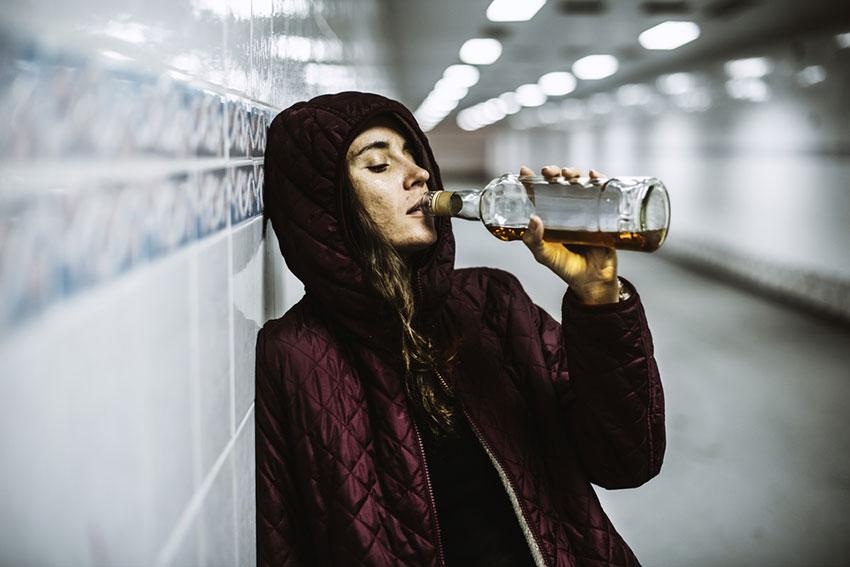 отравление алкоголем симптомы