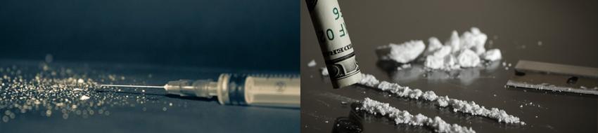 опиаты и стимуляторы